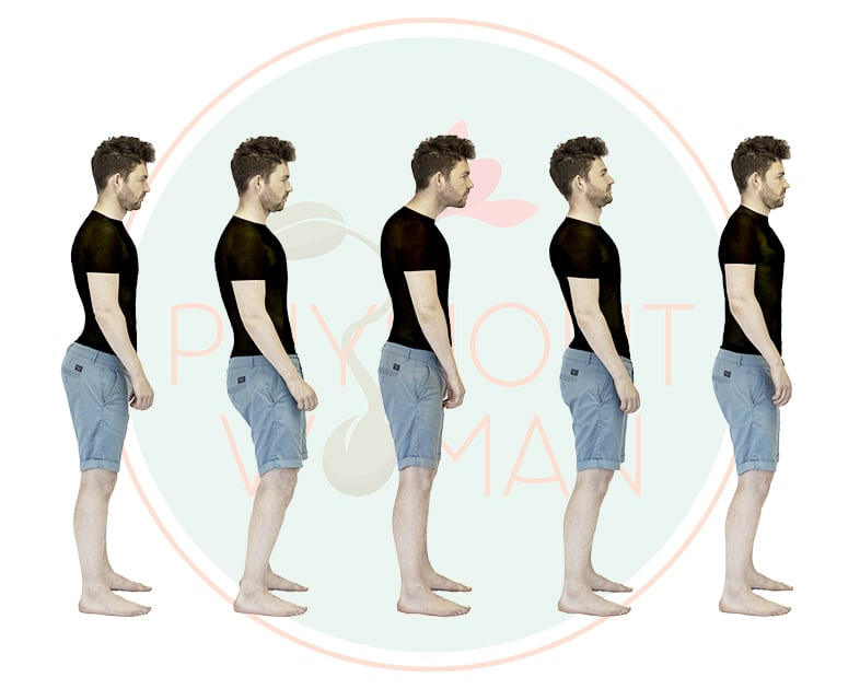 Back Pain Posture WS