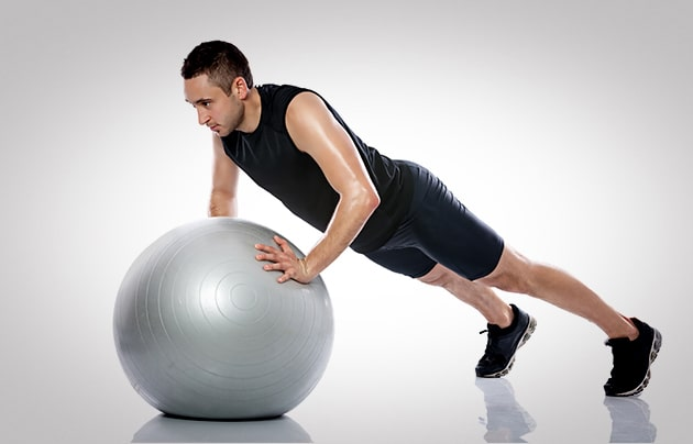 Pilates for man