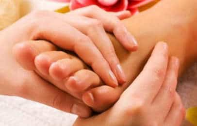Recharge and rebalance your body and mind with a wonderful Reflexology Therapy