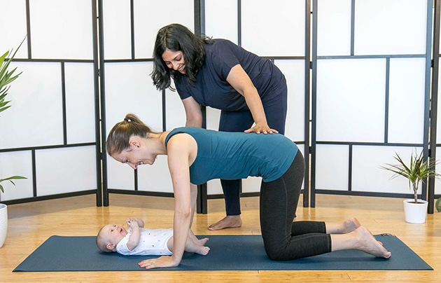Mother & Baby Pilates