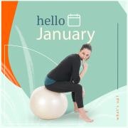 Hello January 2021